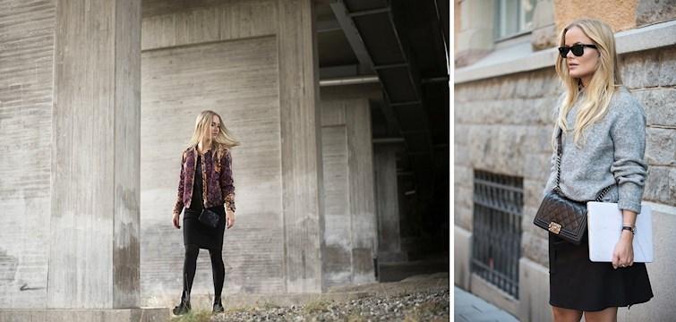 Vad är egentligen hemligheten bakom de stora modebloggarnas grymma bilder? Nouws fotoexpert Emelie Sundvall tipsar om hur du tar de snyggaste outfitbilderna!