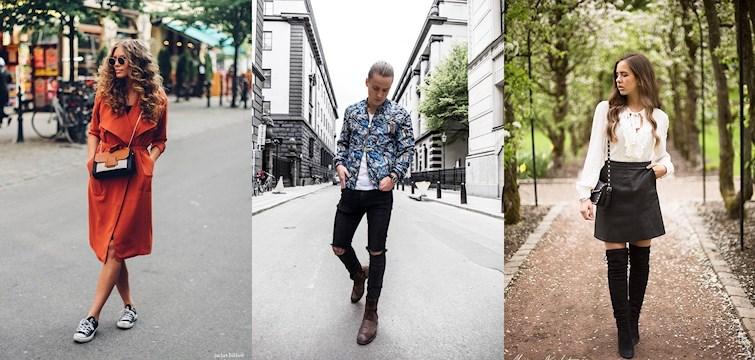 T-shirts, klänningar och bara ben. Solen har tittat fram igen och det ser vi på våra bloggares outfits denna vecka. Häng med för att inspireras!