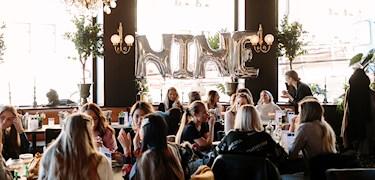 Lanseringsevent för Nine Agency i Oslo