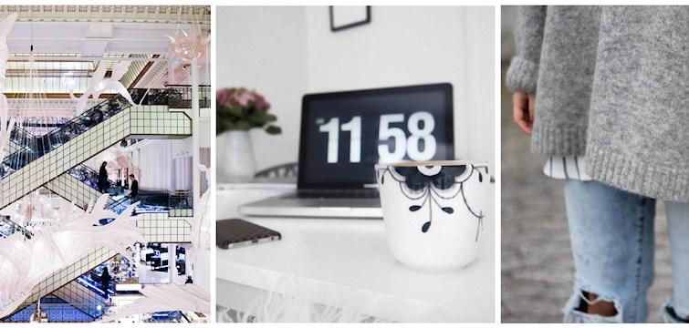 Første uge som blogger hos Nouw er nu gået. Vi ser på hvad vores bloggere har brugt denne uge på - læs med og få en masse inspiration!