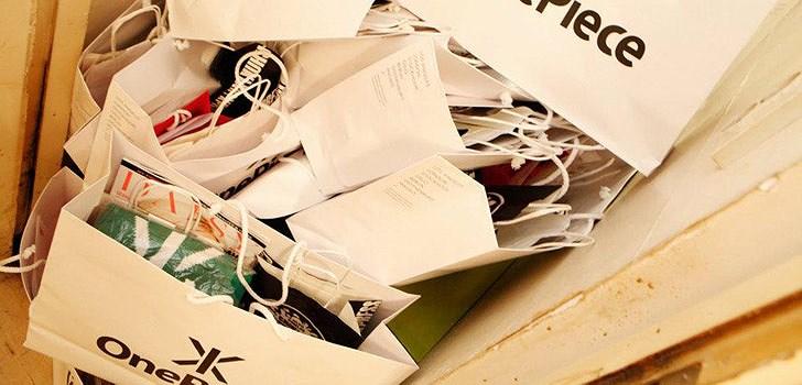 Utlottning av goodiebags