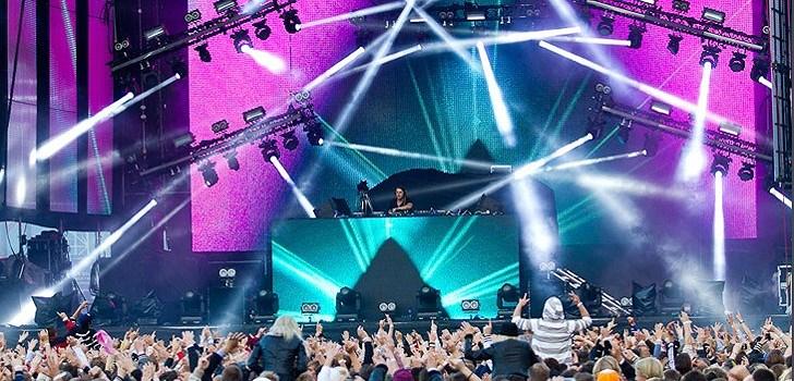 Igår inleddes den första dagen på Summerburst 2012 i Göteborg.