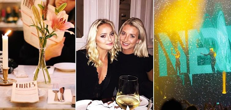 I helgen bjöd Nouw upp sina toppbloggare för en fartfylld helg i Stockholm. Där var det middagar, fest och shopping inplanerat. Häng med för att få reda på mer!