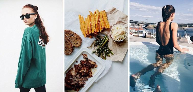 Vårsol, god mat och snygga kläder! Kika in här för att få reda på vad Nouw bloggarna sysslade med förra veckan!