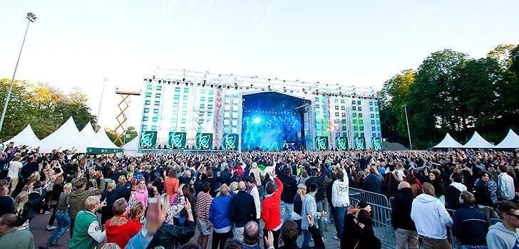 Under lördagen var det dags för dag 2 av Summerburst i Göteborg