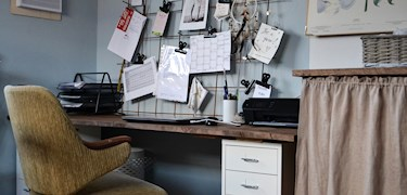 Leitntos: Tips för att inreda ett inspirerande kontor
