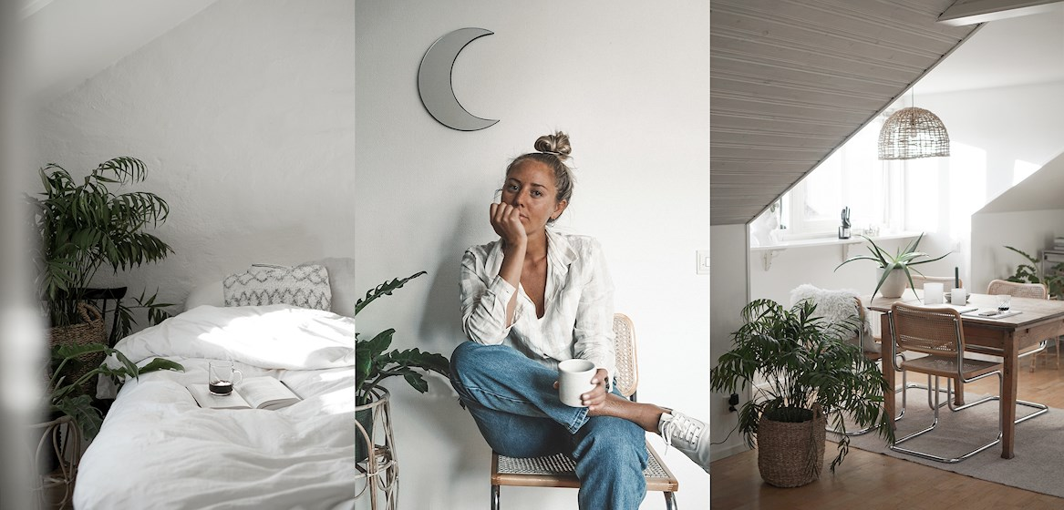Soft & earthy tones at home with Kajsa Svensson