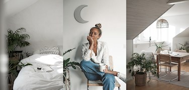 Soft & earthy tones at home with Kajsa Svensson