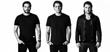Swedish House Mafia till Sverige