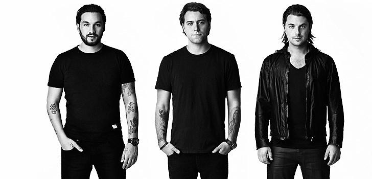 Extrakonsert med Swedish House Mafia