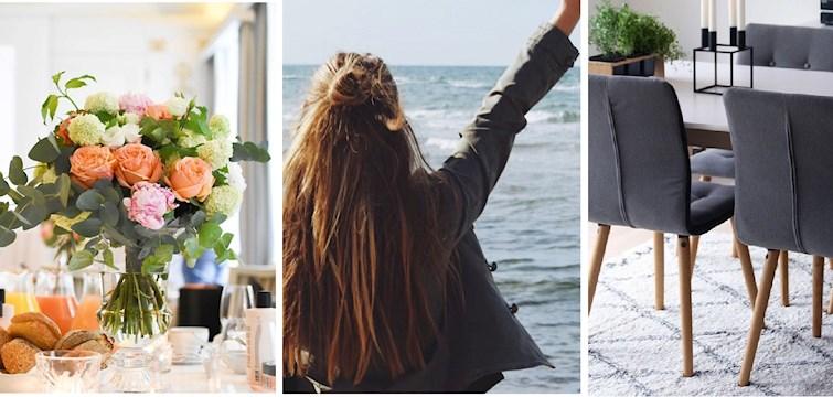 Denne uge har stået på deltagelse til forskellige events, fine sommeroutfits, unikke detaljer til hjemmet, eksamensforberedelse og meget mere. Læs med her og se hvad nogle af Nouws bloggere har brugt sin uge på!