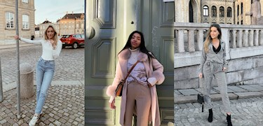 Nouw Outfits: March Days