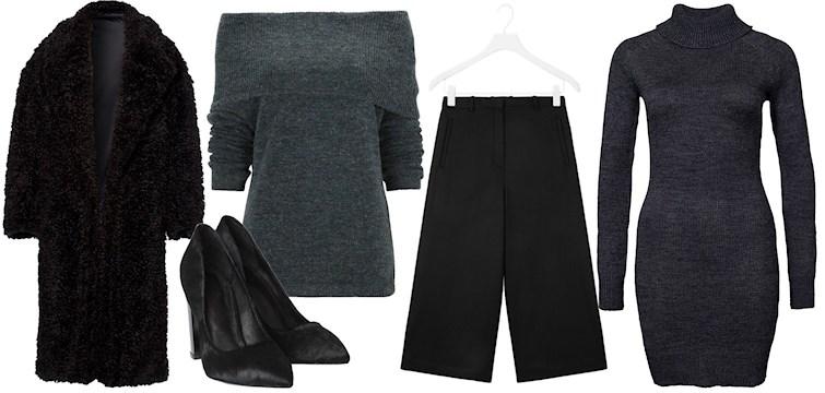 Stickat, vida byxor och oversized skjortor är det som gäller just nu. Behöver du inspiration till nästa klädköp? Då är det läge att klicka dig in här!