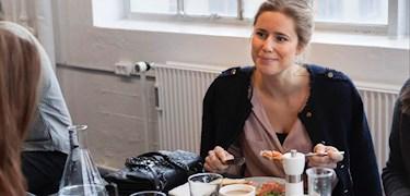 vis os dine favorit spisesteder: Sofie Lindquist