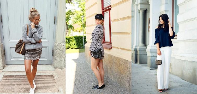 Varje vecka väljer vi ut snygga outfits här på Nouw som inspirerar. Veckans Nouwares bjuder på härliga sommaroutfits i bara ben. Häng med och bli inspirerad!