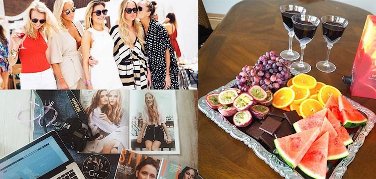 Ibiza, New York och Munkängarna. Våra bloggare har fullt upp med att besöka spännande och inspirerande platser under veckan som gått. Kika in för att se mer.