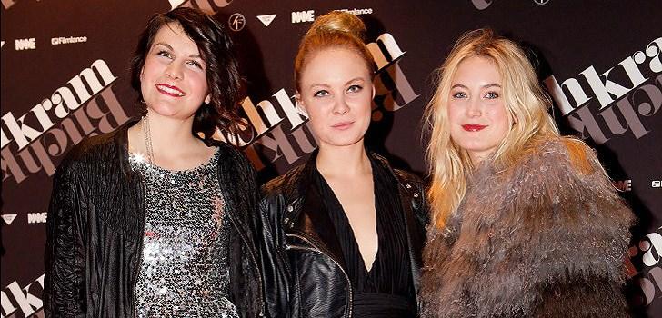 Under måndagen var det galapremiär för svenska filmen Bitchkram på Rigoletto i Stockholm