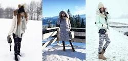 Zimowy must have - puchowa kurtka