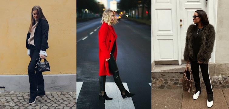 Veckans Nouware klär sig i snygga jackor, fina accessoarer och inspirerande kombinationer - klicka dig in och inspireras!