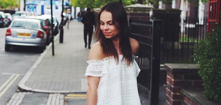 Nouws bloggerska Gertrude Tornvall tog steget och flyttade till London.