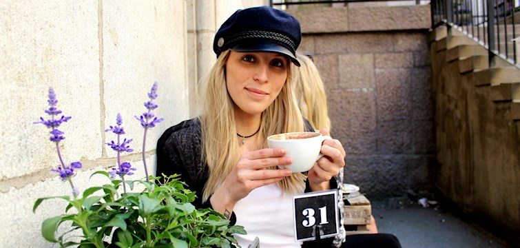 Veckans blogg är Terese Ahlinder från Stockholm. Hon kommer att bjuda på en hel del inredningsinspiration, frukostbilder och härliga bilder. Häng med och läs hennes intervju här nedan!