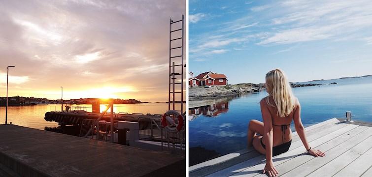 Sverige är ett paradis på somrarna och här tipsar vi dig om smultronställe värda att besöka i vårt land under de varmare månaderna.