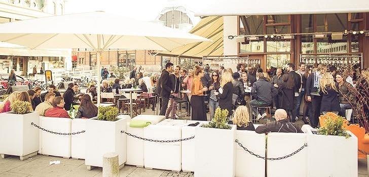 Traditionsenligt anordnade Jonas Mattsson tillsammans med Avalon ett efterlängtat och populärt vårmingel i Göteborg