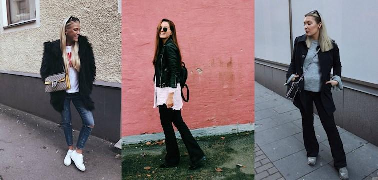 Den här veckan har våren sakta men säkert börjat närma sig, och våra bloggare klär sig i härliga jackor med snygga accessoarer - klicka dig in och inspireras av veckans Nouw - outfits.