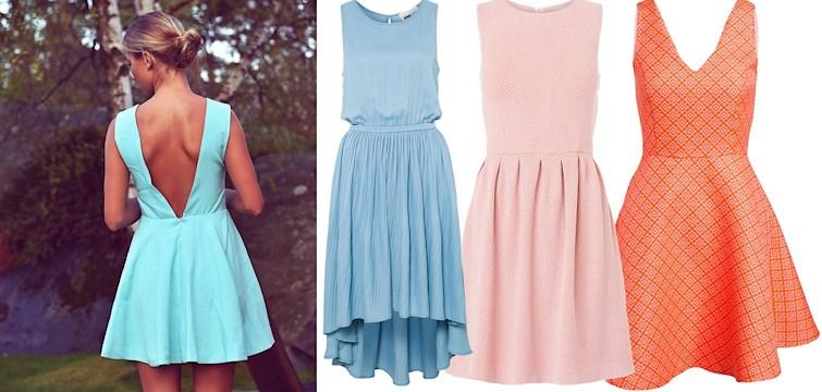 Ska du gästa ett bröllop i sommar och inte riktigt vet vad du ska ha på dig? Kika in här och se våra 5 favoriter i butik just nu!