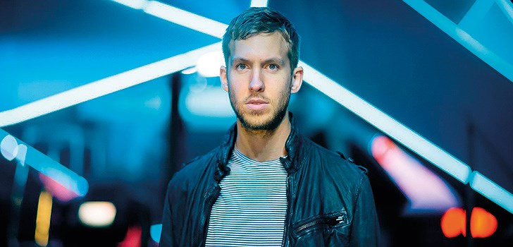 Skotska stjärn-DJ:n Calvin Harris besöker Göteborg och Stockholm i juli