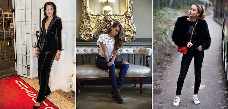 December, mysiga kappor och blazers med skärp i midjan är det som gäller just nu. Kika in här för att få inspiration av våra Nouw-bloggerskor denna vecka!