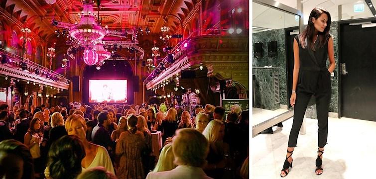 I torsdags slogs dörrarna upp för årets chic-gala i Stockholm och i detta reportage får ni följa med när Nouws bloggare Ellinor Löfgren bevakar och berättar smaskiga detaljer ifrån kvällen. Häng med!