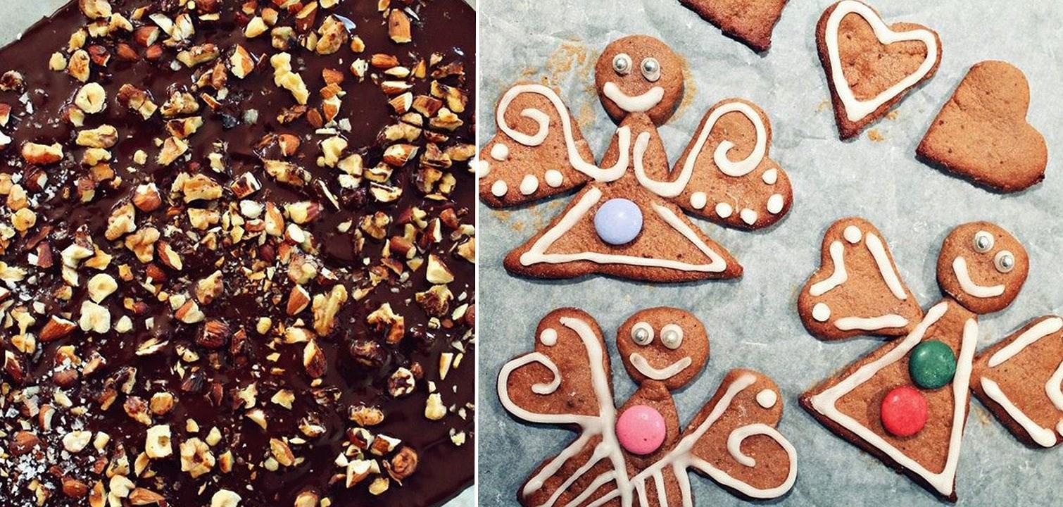 6 överdrivet goda julrecept