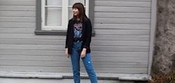 Denne ukens blogg - Elisabeth