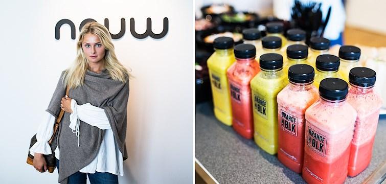 I torsdags samlades Nouws toppbloggare på kontoret i Göteborg för att säga hejdå innan sommaren. I detta reportage får ni ta del av vad vilka som var där och härliga bilder!