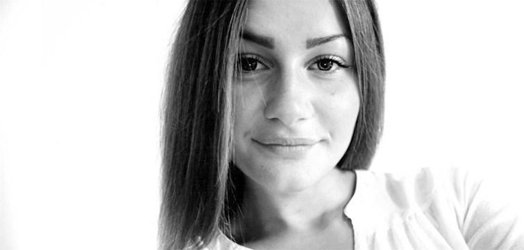 Hon är perfektionisten som älskar att inspirera andra - själv inspireras hon av Angelica Blick. Tjejen bakom Veckans blogg här på Nattstad heter My.