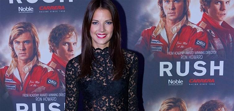 Under måndagskvällen premiärvisades nya biofilmen RUSH i Stockholm