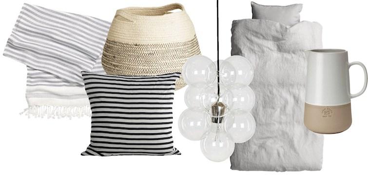 Behöver du inspiration till den perfekta lampan? Eller sommarens snyggaste soffbord? Vi listar 10 inredningsfavoriter i butik just nu, klicka dig in för att få redaktionens bästa tips!