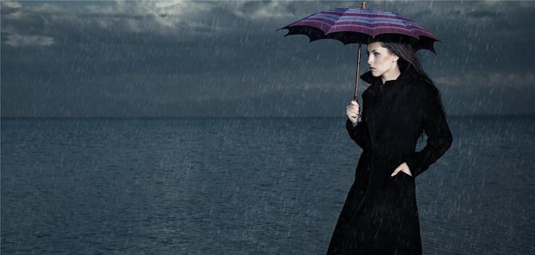 Nattstads Beata Klein gör dig redo för regn och rusk utan att tumma på modegraden!