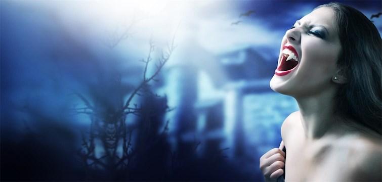 Halloween är snart här! Nattstads Beata Klein hjälper dig att hitta vampyrstilen.