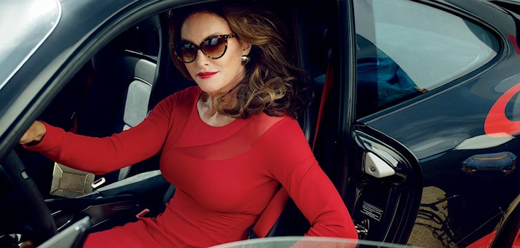 Bruce Jenner har nu blivit Caitlyn Jenner. Hur reagerar omvärlden?