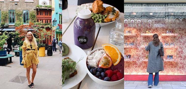 Forrige uke var våre internasjonale og norske bloggere på vift. Noen reiste til varmere strøk og andre er på byvandring. Vi fikk også lese om vegetarfestivalen i Oslo og se bilder fra jentekveld. Klikk deg inn for å lese mer!