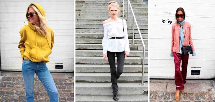 I denne uge har bloggerne stylet fine outfits. Læs med her og bliv inspireret.