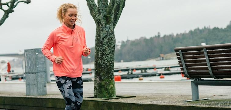 """Hon vann """"Bästa hälso & träningsblogg"""", köpte proteinpulver för en del av vinstpengarna och bjuder på en blogg som inspirerar folk till att tro på sig själva. Fanny Petrine känner att motivationen är på topp och satsar högt."""