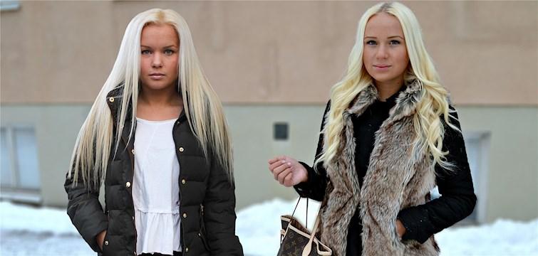 De kommer från Dalarna, utbildar sig till stylister och älskar Disneyfilmer - framförallt Hitta Nemo. Bakom Veckans blogg här på Nattstad hittar vi de två vännerna Sanna och Wilma.