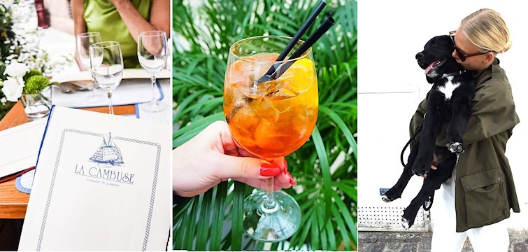Endnu engang har vi samlet billeder fra bloggernes uge, som denne gang har stået på ferier, lækre restaurantbesøg, selvforkælelse og meget mere. Læs med her og bliv inspireret!