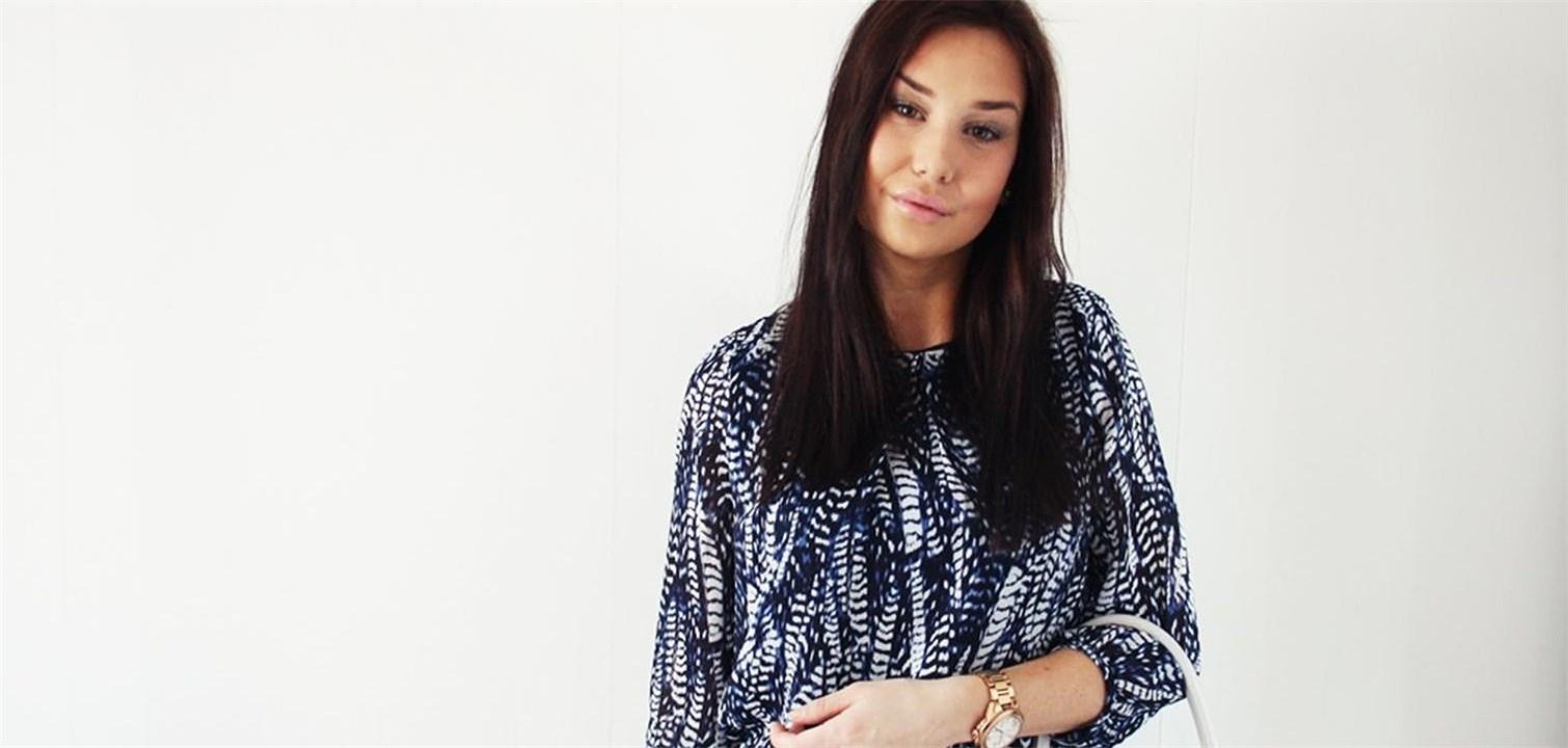 Veckans blogg - Malin Åsenlund