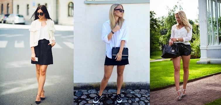 Varje vecka väljer vi ut snygga outfits här på Nouw som inspirerar. Veckans Nouwares bjuder på härliga sommaroutfits i ljusa plagg och bara ben. Häng med och bli inspirerad!