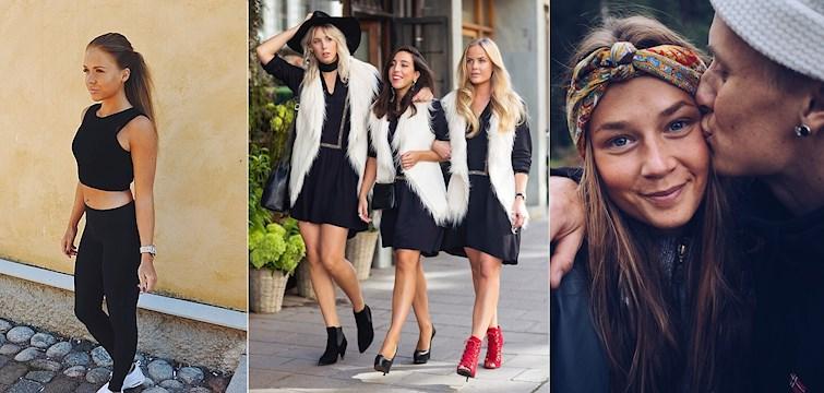 Denna vecka har våra bloggare plåtat med stora modekedjor, plockat bär i skogen och letat lägenheter. Häng med och läs mer!