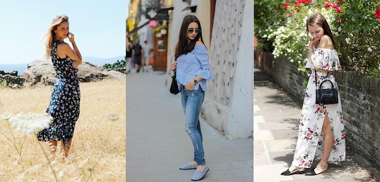 Zainspirujcie się letnimi outfitami naszych blogerek!